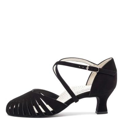 Murielle schwarz Comfort 5,5 cm